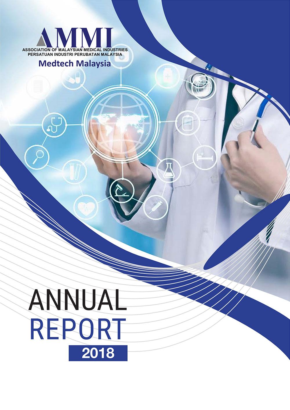 2018 AMMI Annual Report - AMMI